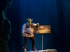 Shrek | Perspresentatie in kostuum