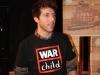 War schild