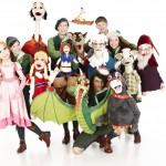 Groepsfoto cast 2012-2013