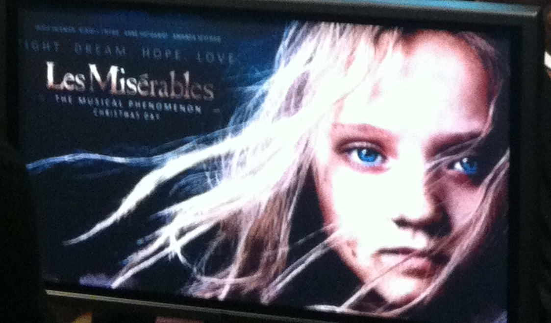 Les Miserables film