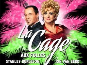 Logo La Cage aux Folles