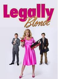 Logo Legally Blonde