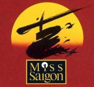 Logo Miss Saigon