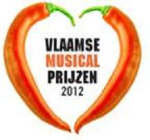 Logo Vlaamse Musicalprijzen