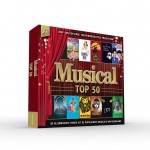 Musical Top 50 artwork 3D
