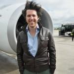 William op vliegveld