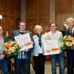 uitreiking prijs jonge soldaat van Oranje 20 mei 2012