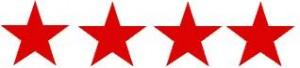 vier sterren